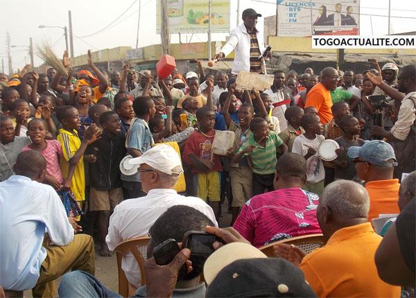 Togo : Autorisation des manifestations en semaine : Le pouvoir togolais a trouvé « Garçon »