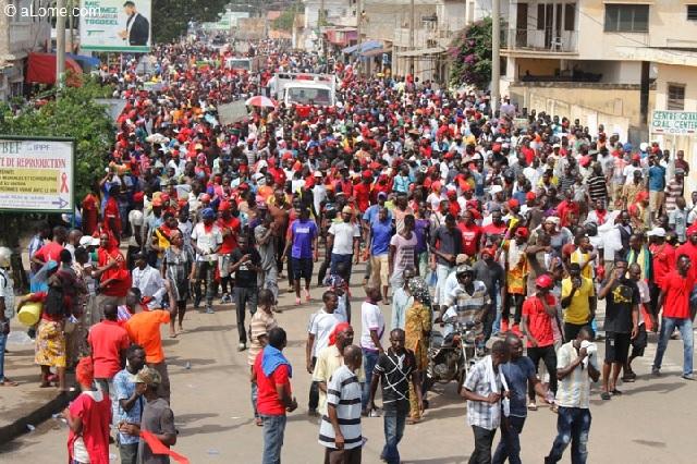 Togo: l'opposition à nouveau dans la rue à Lomé, plusieurs blessés dans le nord
