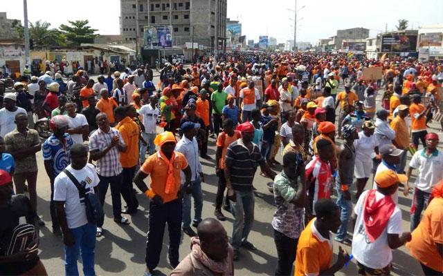 Togo, Mobilisation populaire pour le départ de Faure Gnassingbé : Lomé et plusieurs villes grondent. Sokodé et Bafilo, des cités interdites.