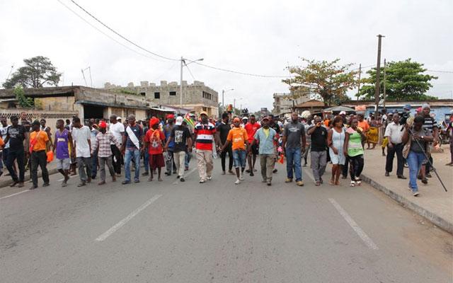 Togo: nouvelle manifestation contre le régime Gnassingbé