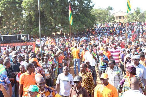 Togo : réformes ou de retour à la Constitution de 1992 / La rue gronde à nouveau les 07, 08 et 09 Novembre prochains