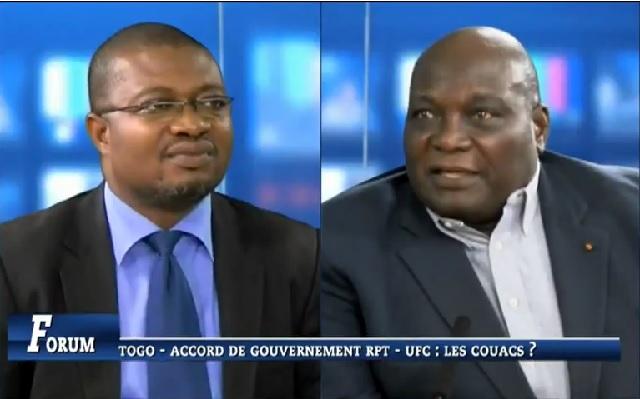 """Togo – Le ministre Eliot Ohin: """"le peuple ne peut pas attendre éternellement''."""