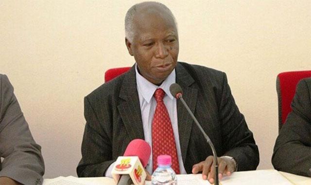 Togo – François Kampatib : « Il n'y a aucune arme qui circule »