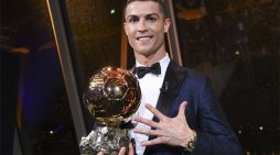 Foot – Cristiano Ronaldo, Ballon d'Or 2017