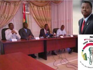 Togo: VIDEO / Le peuple exige le départ pure et simple de Faure. Pourquoi dialoguer avec des truands?