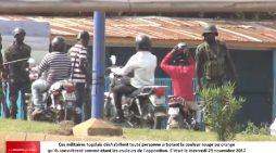 Togo – VIDEO/ Les militaires déshabillent des manifestants à Lomé: l'horreur du rouge