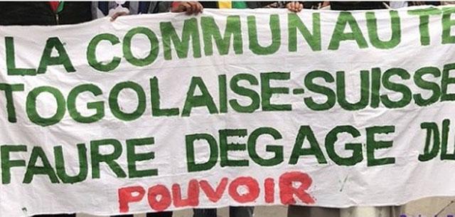 Togo – Communiqué de presse de la communauté togolaise en Suisse relatif au Dialogue politique annoncé