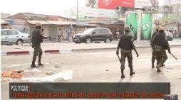 Togo, Répression des manifestants : Une armée sans aucune gloire.