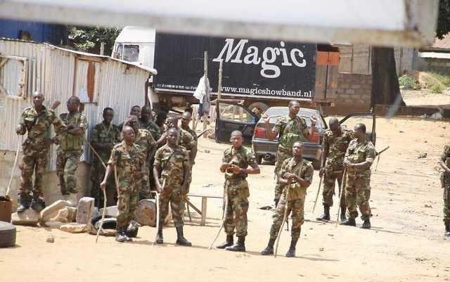 Encore un mort à Lomé : L'armée toujours assoiffée de vengeance?