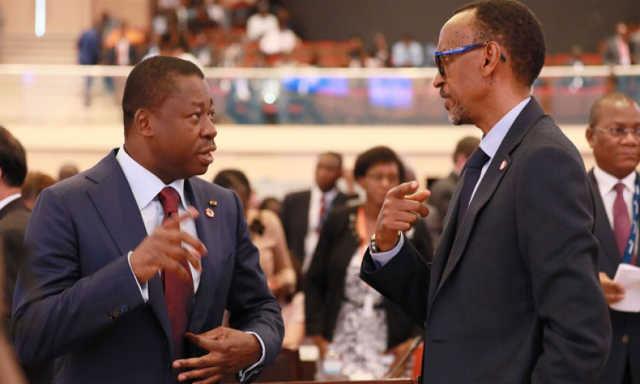 Togo : Paul Kagamé pourra-t-il sauver Faure Gnassingbé ?