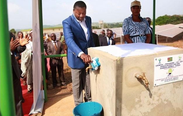 Togo – Tellement occupé, Faure Gnassingbé ne pense pas encore à 2020