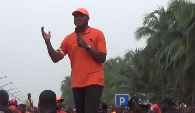 Togo – Fabre soutient que sa lutte vaut plus de 500 millions de F CFA