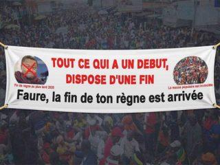 Togo – Révolution Togolaise : Le Tour de Garde