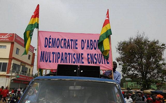Après cinq mois de crise : «Entre 80 et 100 milliards» de perte pour l'Etat togolais