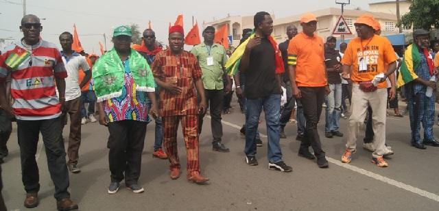 Togo – La coalition des 14 lance un appel à la CEDEAO pour sceller le sort de Faure Gnassingbé