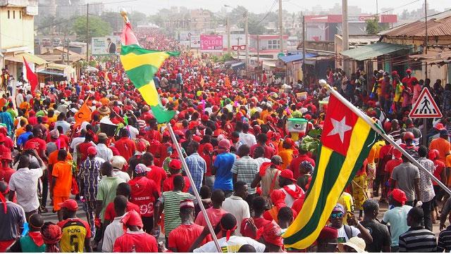 Togo : Le tombeau de la tyrannie est dans le dédain militant des patriotes