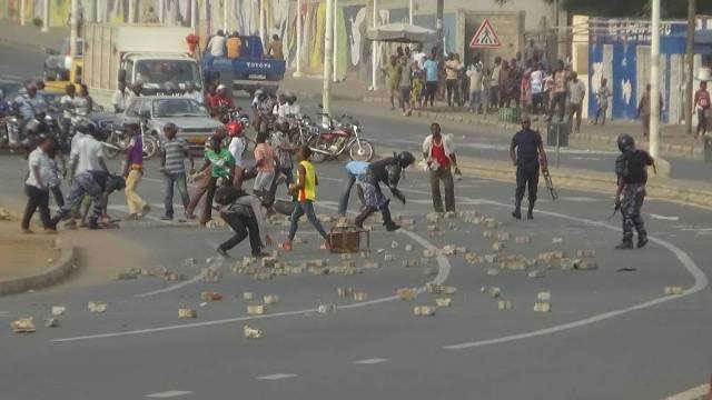 Togo : L'Économie dégringole sous les coups de la Crise Socio-Politique