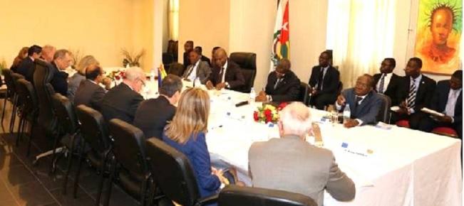 Dialogue UE-Togo : La crise togolaise largement abordée ce lundi