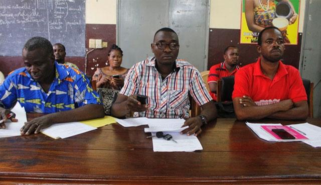 Togo / La CSET toujours dans sa logique