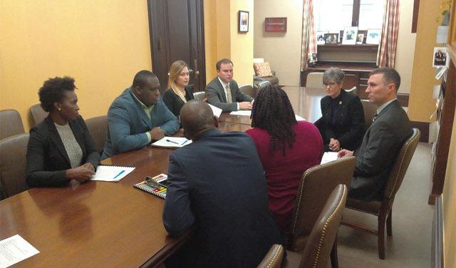 Les Sénateurs Américains apportent leur soutien au peuple togolais en lutte pour la liberté
