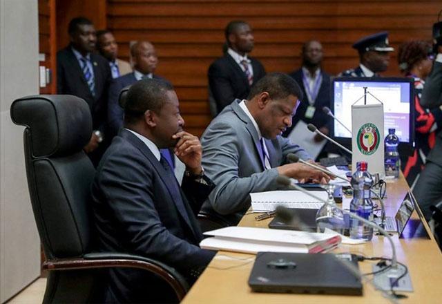 UA : Faure Gnassingbé aux commandes du projet Open-Sky