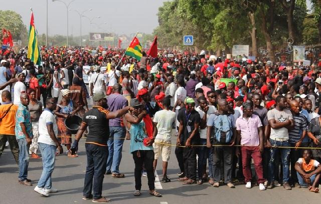 Togo/Grande marche de la Coalition des 14 les 25, 26 et 28 avril prochains