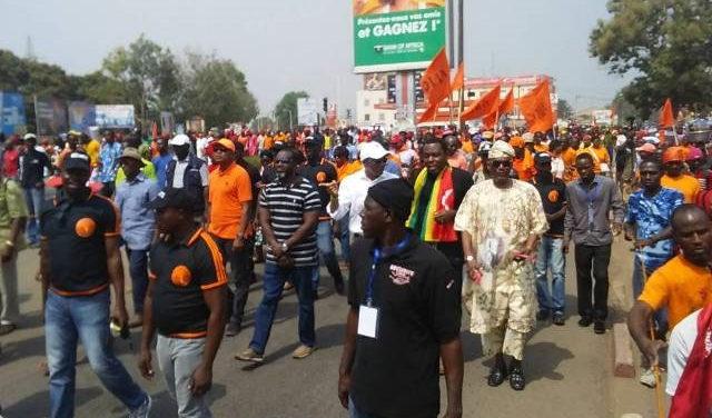 Crise au Togo: manifestations parallèles de l'opposition et du pouvoir