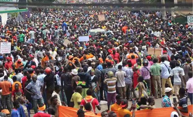 Togo: l'opposition remobilise ses troupes