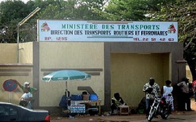 Togo / Direction des Transports : Routiers Finis les faux frais !