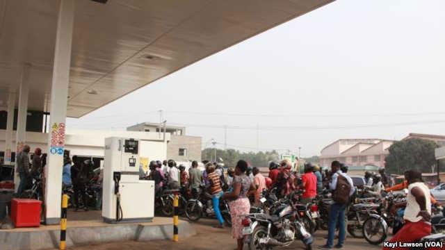Togo, Récente pénurie du pétrole à la pompe : La vétusté des cuves de la STE et la rupture du frelaté indexéess