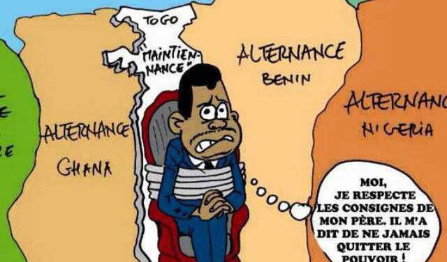 Buhari exige une transition, Mgr Kpodjro demande à Faure de s'éclipser, Le dialogue s'ouvre et Faure est aux abonnés absents : Anomalie politique « congénitale » au Togo, suite et fin