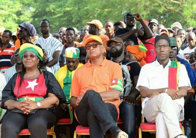 Togo/La Coalition des 14 soutient «Togo Debout » et dénonce « la détention arbitraire » de Assiba Johnson