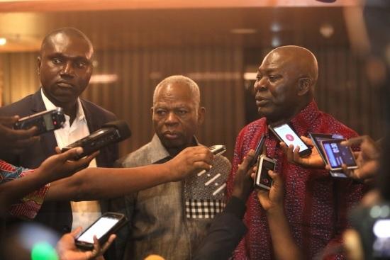 Togo / Document/Lomé 2018 : Fin d'une journée tendue