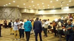 Togo Vidéo/L'Ambassadeur Daniel Osseï répond aux questions des journalistes