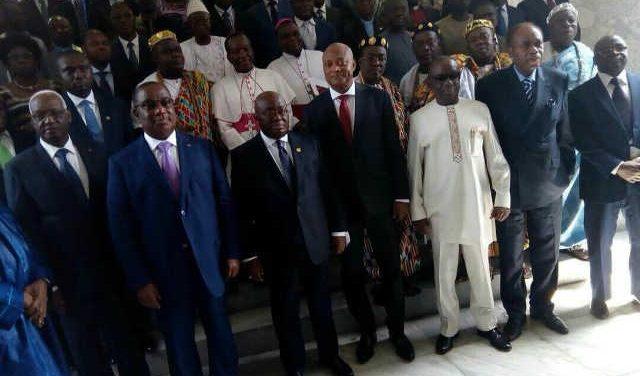 Togo: les lignes ont bougé au premier round des discussions