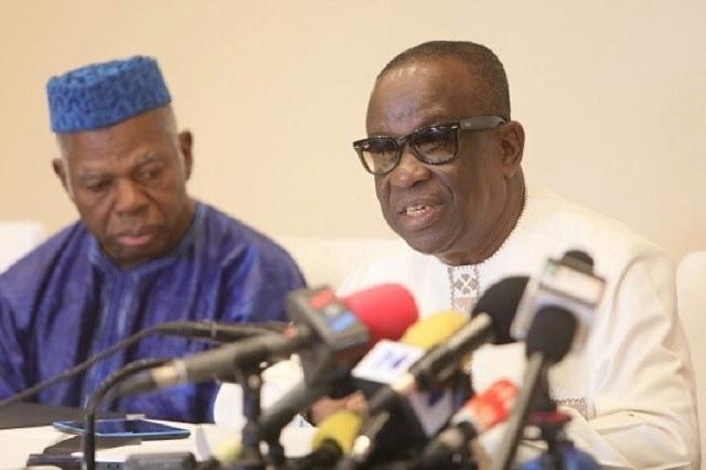 Togo Document/compte rendu des principales décisions au jour 1 des négociations