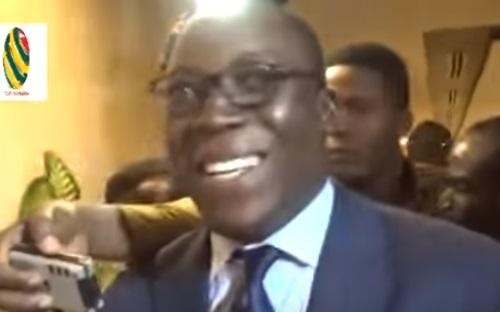 Togo – VIDEO/ Ambiance à la sortie de la salle des délégués de l' UNIR et du gouvernement à la fin des travaux