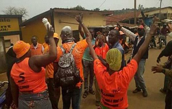 Togo/ Les détenus de l'affaire des incendies des marchés sont libérés