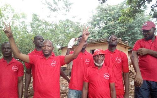 Togo – Six (6) militants de l'opposition relaxés ce matin à Lomé