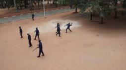 Togo, Répression à L'UL : Police universitaire, les tontons macoutes du sieur Dodji Kokoroko ?