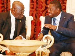 Togo : Mésentente entre le Togo et le Ghana sur des concessions pétrolières en mer