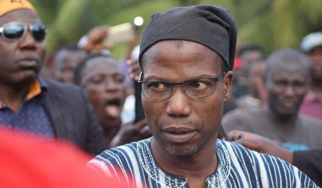 Crise politique : Tikpi Atchadam bientôt de retour à Lomé ?