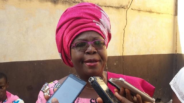 Togo / Brigitte Adjamagbo Johnson : « Nous voulons exercer le droit de manifester de manière pleine et entière »