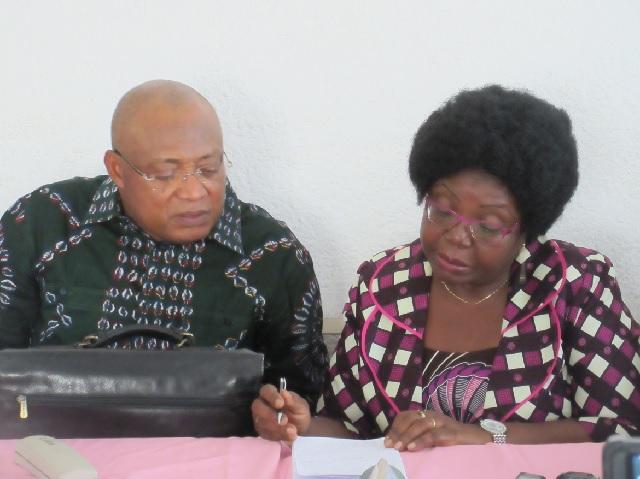 Togo/Brigitte Adjamagbo Johnson relève la compromission de l'indépendance de la CEDEAO dans la crise.