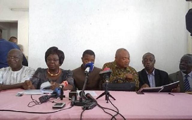 Togo : La Coalition des 14 convie les forces de l'ordre à la neutralité