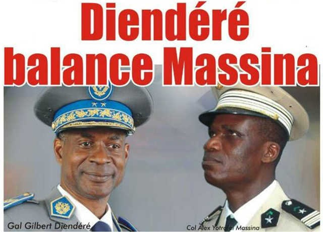Coup d'Etat manqué au Burkina Faso / Implication du régime de Faure Gnassingbé : Le Général Gilbert Diendéré balance Alex Yotroféi Massina