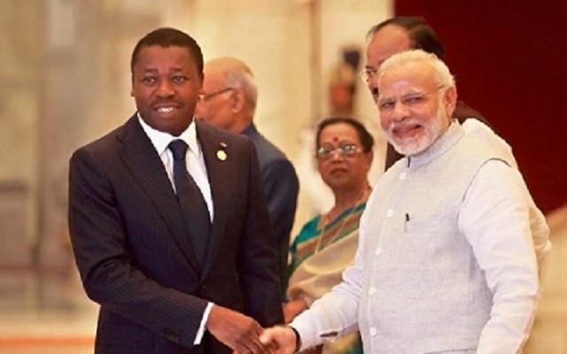 Togo Crise politico-économique, improvisation de portefeuille, voyage en Inde : Pour qui court le soldat Faure ?