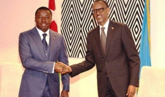 Sommet extraordinaire de l'UA : Le Président Faure Gnassingbé à Kigali pour donner vie à la ZLEC