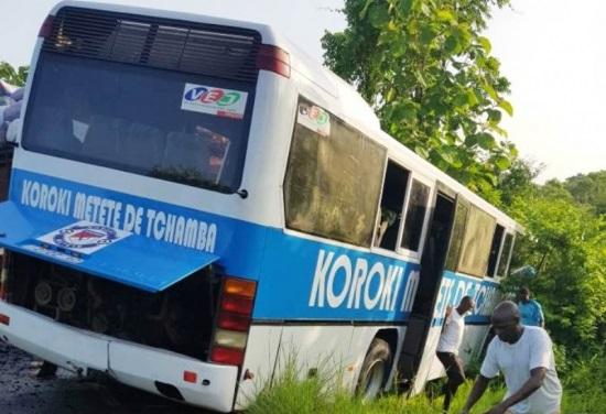 Football : Grave accident des joueurs de Koroki de Tchamba à Notsè