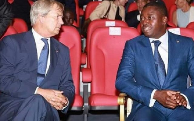 Togo/Port de Lomé : Vincent Bolloré placé en garde à vue en France
